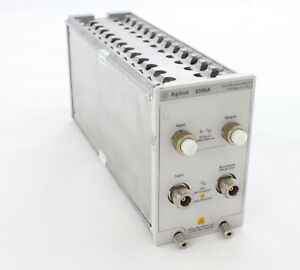 Agilent Hp 83495a Clock Recovery Module Opt 100 And 200