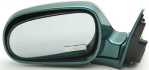New Old Stock Oem Honda Accord Left Driver Side Mirror 76250 sm5 g25zk