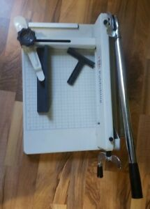 Stack amp guillotine trimmers flexzion paper cutter 12 034 a4 professional