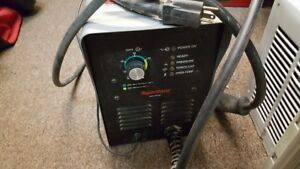 Hypertherm Powermax 350 Hand Held Plasma Cutting System