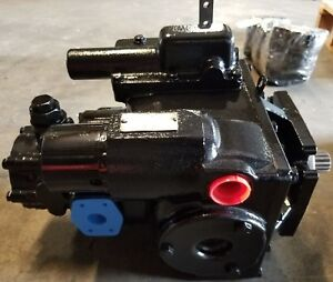 3920 002 Eaton Hydraulic Piston Pump
