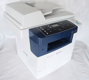 Lot Of 2 Xerox Workcentre 3550 Monochrome Office Printer Copier Fax