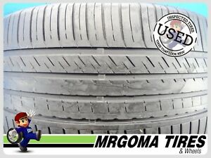 1 Saffiro Sf5000 Xl 295 35 21 Used Tire 53 Rmng No Patch Mercedes 107y 2953521