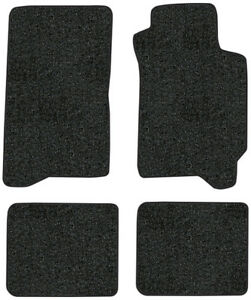 1993 2000 Fits Subaru Impreza Floor Mats 4pc Cutpile Fits Right Hand Drive