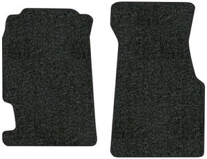 1993 1994 Honda Civic Del Sol Floor Mats 2pc Cutpile