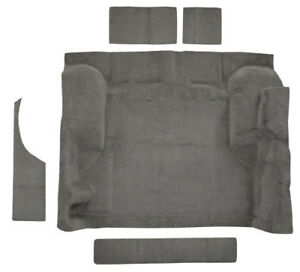 1995 2001 Gmc Jimmy Carpet Replacement Cargo Area Cutpile Fits 4dr