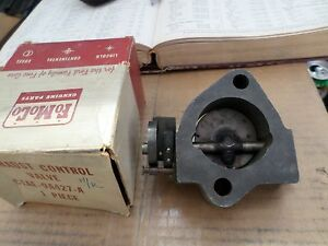 1961 Ford Mercury Galaxie 390 V8 Nos Exhaust Manifold Control Valve Sunliner