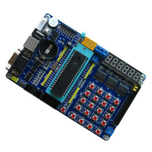 Atmega16 Avr Mcu Development Board Learning Board Experimental Board Avr