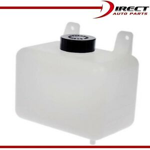 New Radiator Coolant Universal Reservoir Bottle Overflow Tank Dorman 603 001