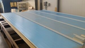2 5 Inch Thick Heavy Duty Insulated Roof Panels 12 X 42