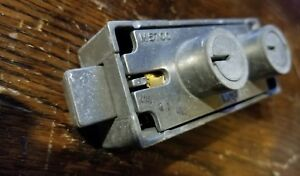 Mosler M5700 Series Safety Deposit Box Locks Locksmith 586a Free Ship