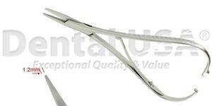 Orthodontics Pliers Mathieu Thin 14cm By Dental Usa 5407fn