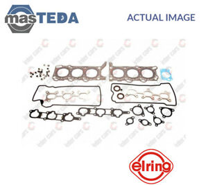 New Engine Top Gasket Set Elring 266090 I Oe Replacement