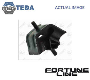 Front Engine Mount Mounting Fortune Line Fz9877 I New Oe Replacement