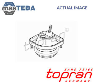 Left Engine Mount Mounting Topran 500 748 I New Oe Replacement