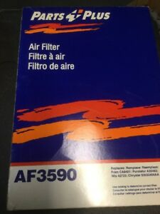 Air Filter Parts Plus Af3590