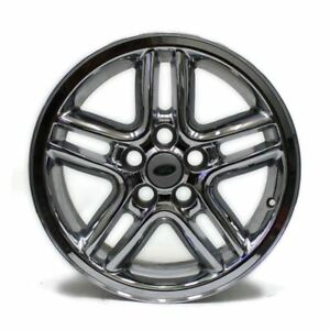 18 Land Rover Discovery 1999 2000 2001 2002 2003 2004 Wheels Chrome Oem 72152 4