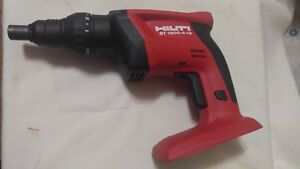Hilti St 1800 a18 Cordless Metal Screw Driver Used