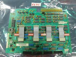 Ge Fanuc Output Pcb Board Ic600yb831a 10 50 Vdc 5v In W Lights new