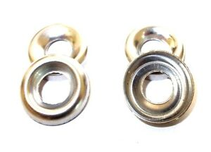 A2 Stainless Steel Screw Cup Washers No 6 No 8 No 10 No 12 Countersunk