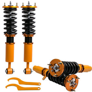 Golden Coilovers Kits For Bmw 5 Series E39 1995 2003 Shock Struts Adj Height