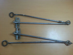 Willys Jeep Willys Station Wagon Willy Wagon Tailgate Hinge