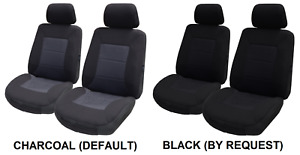 Pair Contemporary Jacquard Seat Covers For Mg Mga Rwd Coupe