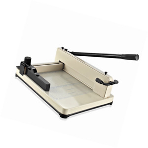 Guillotine Paper Cutter 12 A4 Professional Industrial Heavy Duty Scrapbooking