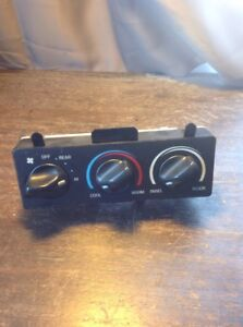 Ford Excursion Overhead Console A c Control