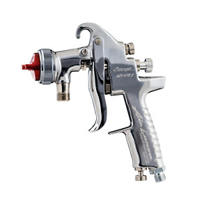 Anest Iwata Concept Az1 Hte Pressure Feed Spray Paint Gun 1 3mm