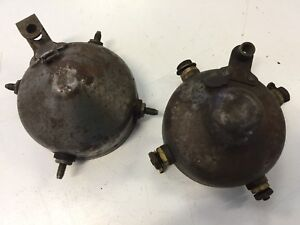 Ford Model T 2 Ignition Timers For Parts Table Display Man Cave Or Rebuild