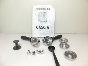 Gaggia Modello Ts Espresso Cappuccino Machine Replacement Parts accessory