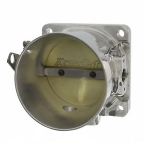 Accufab 85mm Mustang 5 0l Polished Throttle Body 302 1986 1993 V8 Gt Lx Cobra