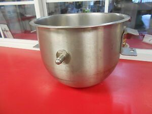 Mixer Bowl 12 Qt Stainless Steel 2235