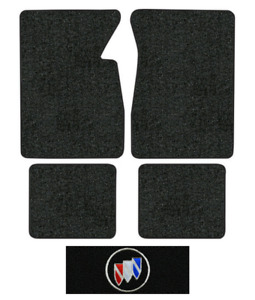 1965 1970 Buick Electra Floor Mats 4pc Loop