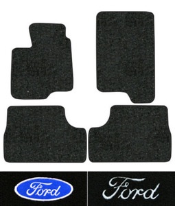 1997 2002 Ford Expedition Floor Mats 4pc Cutpile