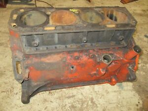 Ford 800 900 801 901 Early 4000 Tractor Bare Block