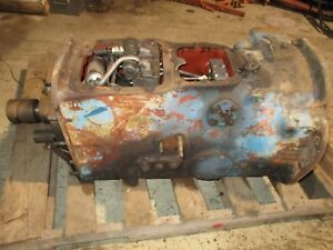 Ford 4000 4 Cylinder Tractor Sos Transmission