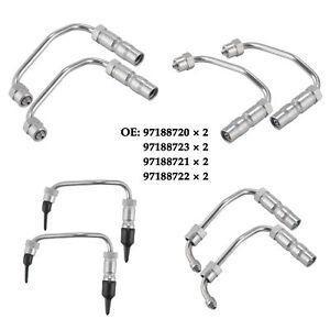2001 2004 Chevy Gmc Pickup Duramax Lb7 6 6l Diesel Injector Fuel Line Set