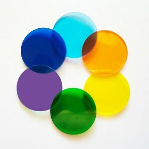 45mm Microscope Color Filter Set