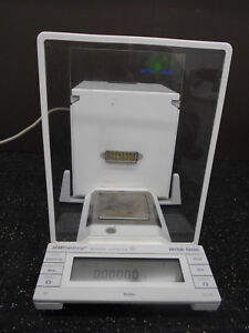 Mettler Toledo At261 Delta Range Analytical Balance Scale 1