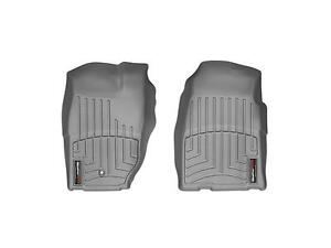 Weathertech Floorliner Mats For Jeep Cherokee 1997 2001 1st Row Grey