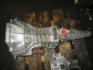 Manual Transmission 4 Speed Fits 84 87 S10 S15 Sonoma Pickup Truck 263889
