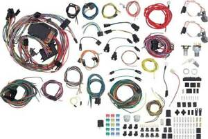 1961 64 Chevy Impala Classic Update American Autowire Wiring Harness Kit 510063