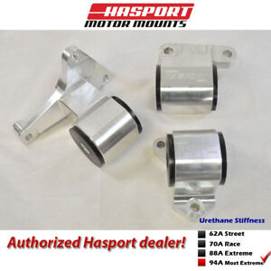 Hasport Mounts For 1994 1997 Accord H Series Performance Mount Kit Cdh1 94a