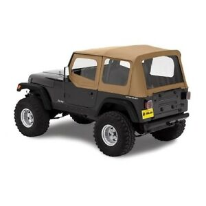 Bestop Replace A Top Spice Soft Top For 1988 1995 Jeep Wrangler