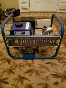 Powerhorse Semi trash Water Pump 2in Ports