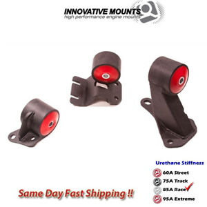 Innovative Conversion Mount Kit 90 91 For Integra 92 93 For Gsr 49353 85a