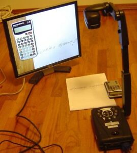 Avermedia Avervision 300af Portable Document Camera Tested