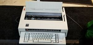 Ibm Wheelwriter 6 Series 1986 Electric Typewriter